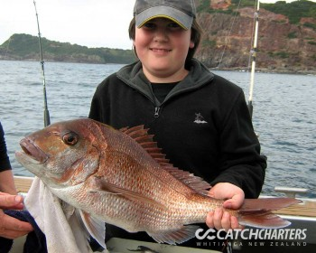first-ever-fishing-trip-fishing-charters-whitianga-nz