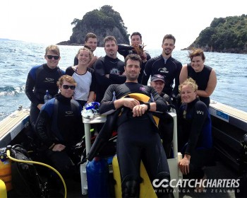 students-dive-charters-whitianga-nz